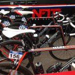 NFTO's bikes were amongst the nicest looking