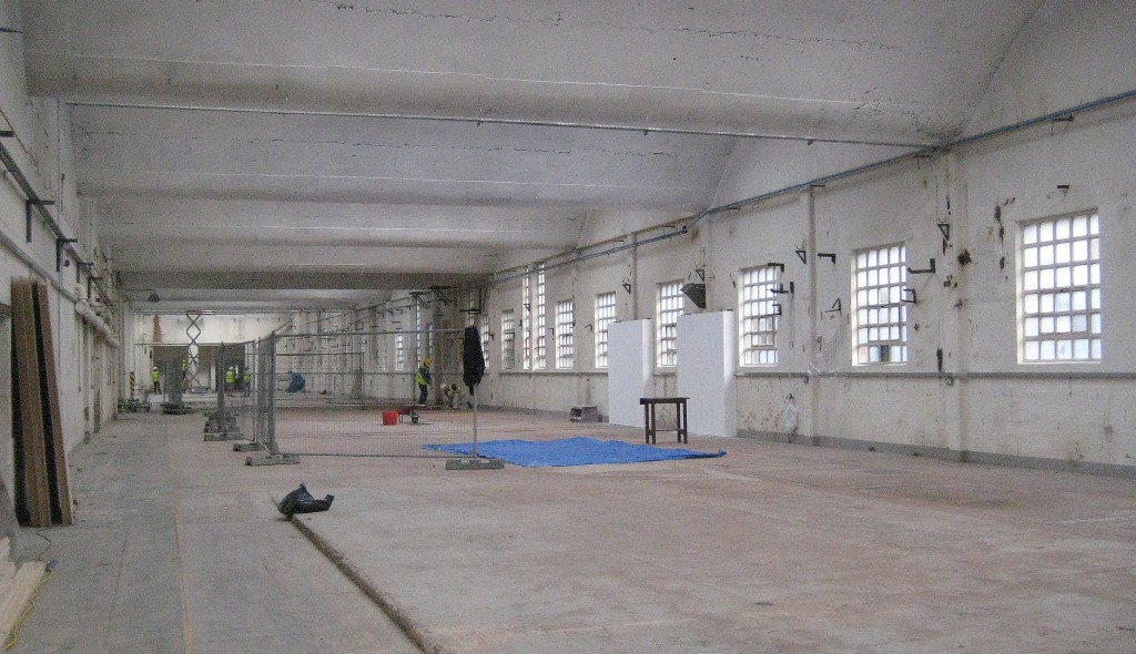 Interior of the Spode Factory.
